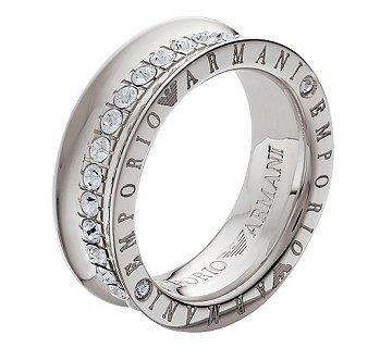 Armani schmuck  emporio armani schmuck EG1863-16 ring   Zeichen der Zeit