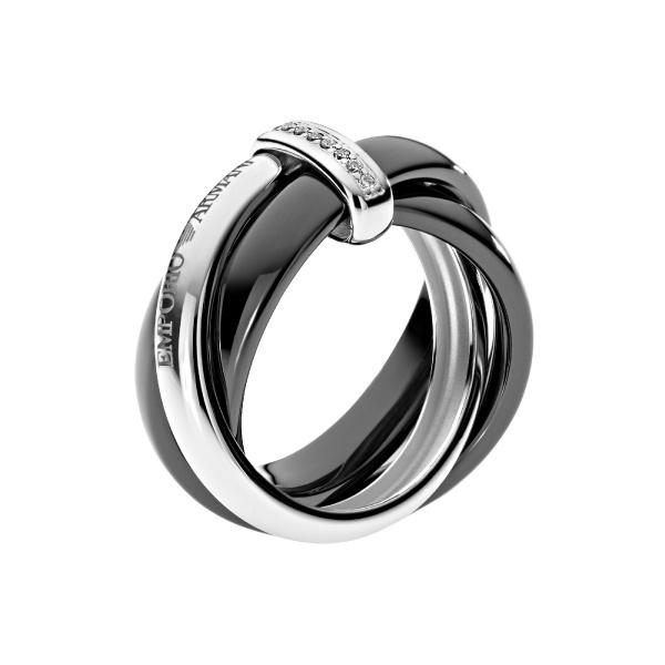 Emporio Armani Eg3076040 Schmuck Ring Zeichen Der Zeit